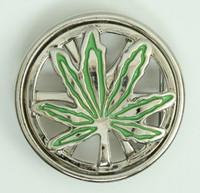 Marijuana spinning small buckle