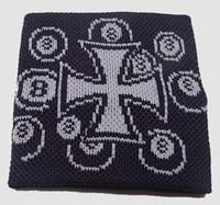 Herocross 8 black-white sweat band accessory
