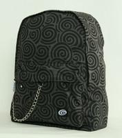 Circle grey mix rucksack