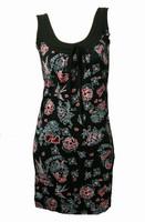 U diva black-red-white Fashion Dress