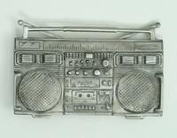 Radio big buckle