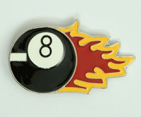 8 Ball big buckle
