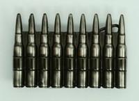 Bullets V medium buckle