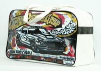 Custom white-black xlarge bag Bag