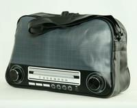 Radio black Xlarge bag Bag