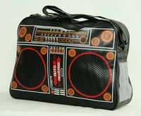 Stereo black Xlarge bag Bag