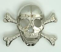 Skull big diamond extra big buckle