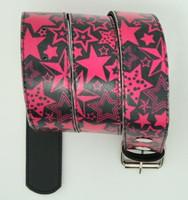 Multistar pink stars belt