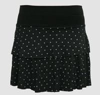 Star dot cute & dangerous mini skirt
