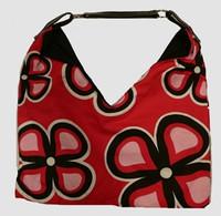 Flower pink V bag Bag