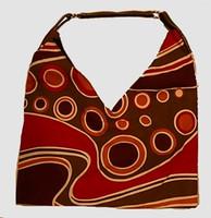 Wave red V bag Bag