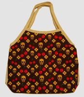 Cherry brown hand bag Bag