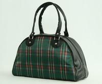 Scotch green medium bowling bag