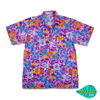 Fullibiscus purple hawaii shirt