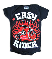 Easy rider six bunnies baby body