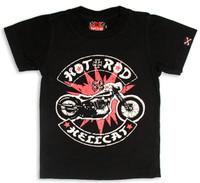 Front - HR bobber hotrod hellcat