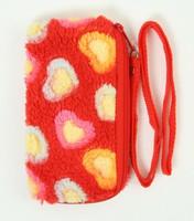 Heart red mobile bag
