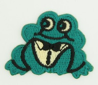 S frog medium patch