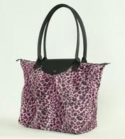 Leopard pink design bag