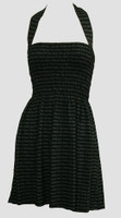 Front EB Punks Elastic Dress