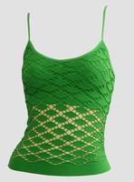 Front - Fish green top net top