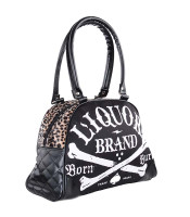 Cross bones bowling bag 2 liquorbrand