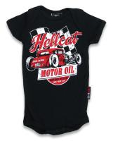 HRHC motor oil hotrod hellcat baby body