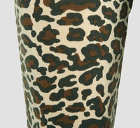 F leopard brown fashion legging