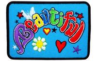 Beautiful happy vivid hearts