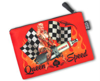 Queen of speed cosmetic bag liquorbrand