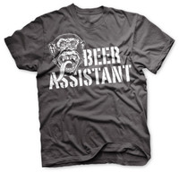 Beer assistant  big dark grey - gas monkey garage
