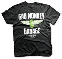 Wheel and wings - gas monkey garage