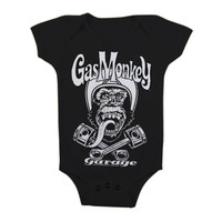 Biker gas monkey garage