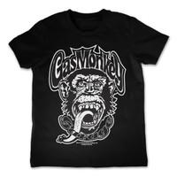 Original Gas Monkey Garage t-shirt in front.