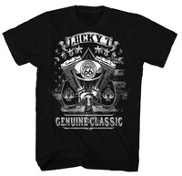 Genuine classic lucky 7 route 66 hotrod