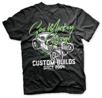 Custom Builds Since 2004 - Gas Monkey Garage T-Shirt