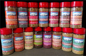 SS-Gourmet Flavored Sea Salts