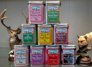 Gourmet Loose Leaf Teas - ABC School