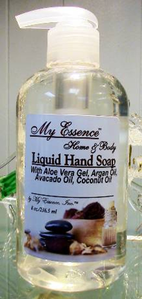 Liquid Hand Soap - 8 oz