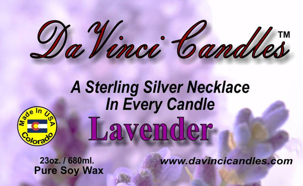 DaVinci 16oz Candles