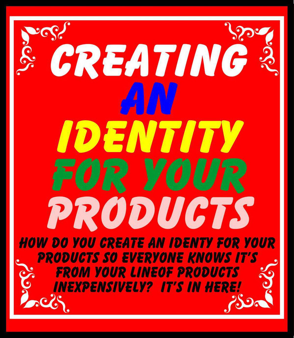 E-Book: Creating an Identity for Your Products
