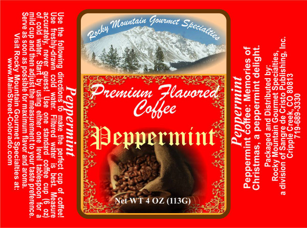 Premium Flavored Coffees