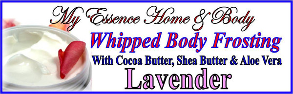 Premium Whipped Body Frosting