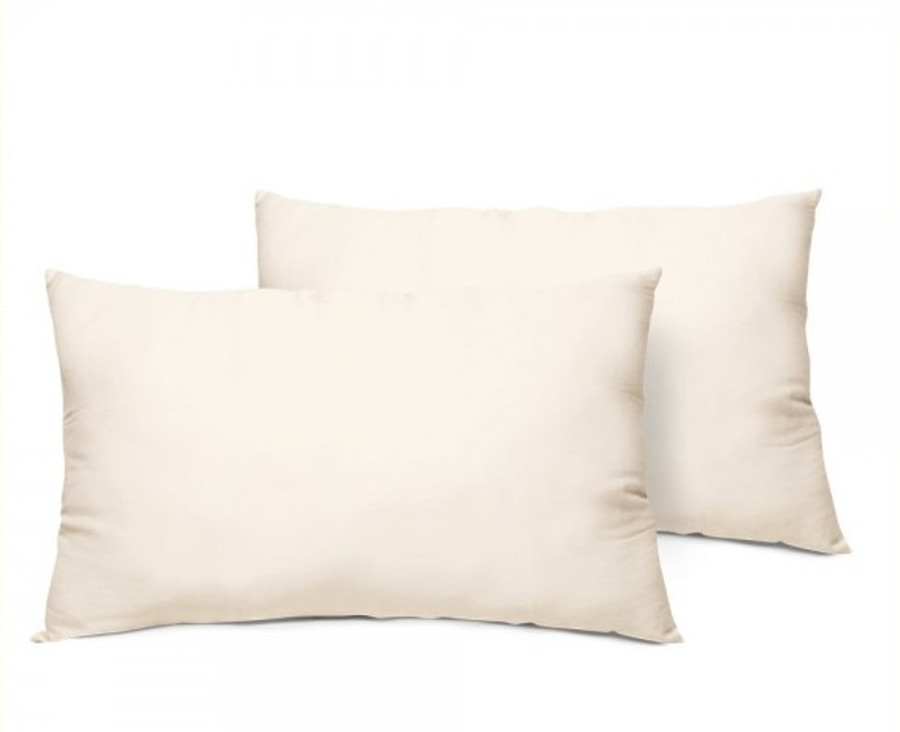 Value 2 Pack - All Organic Cotton Pillow