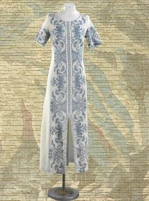 Stunning 1970s maxi dress