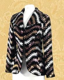 Amazing 1970s disco jacket