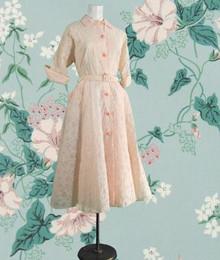 1940s Jane Joyce robe