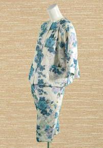 1960s two piece pajama set