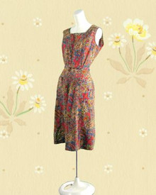 1950s Solartogs cotton romper 210603D07