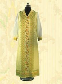 1970s Original Alfred Shaheen dress